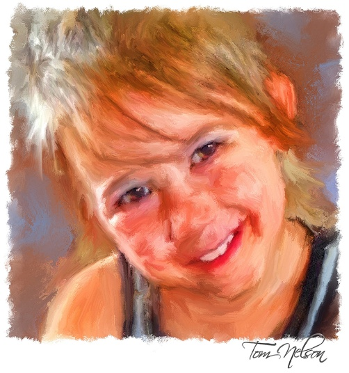 Child's portrait
